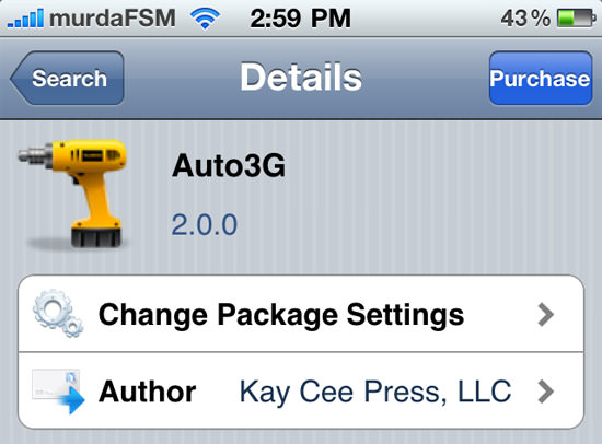auto3G Auto3G Updated To v2.0