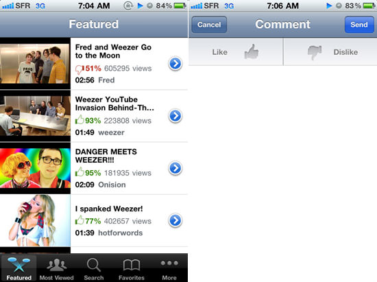 iOS 4.2 1 New And Improved YouTube And FaceTime Features In iOS 4.2 Beta 1