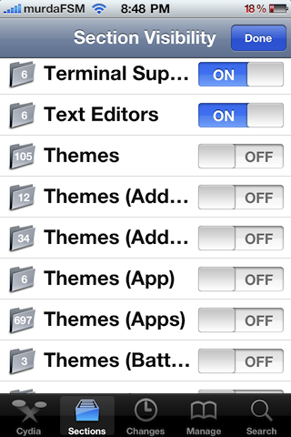 photo4 HOW TO: Hide Or Get Rid Of Themes And Ringtones In Cydia