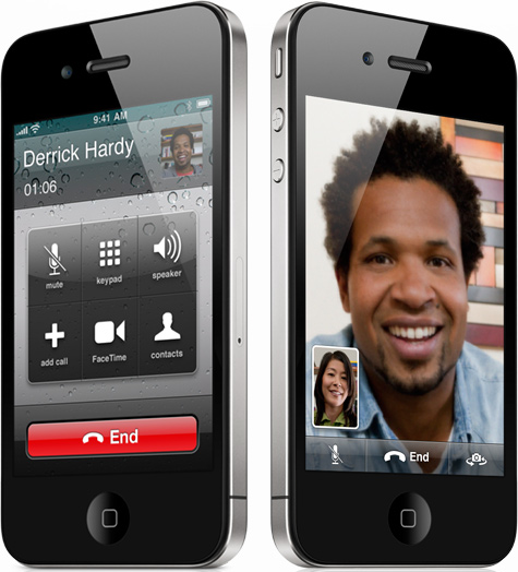 FaceTime FaceBreak Updated For iOS 4.1. Allows FaceTime Calls Over 3G