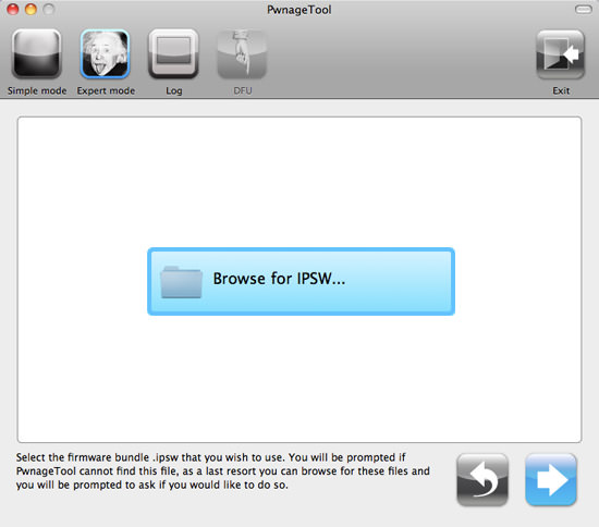 PwnageTool 3 HOW TO: Jailbreak iPhone 3G/3Gs/4, iPod Touch 3G/4G, iPad And AppleTV 2G With PwnageTool 4.1
