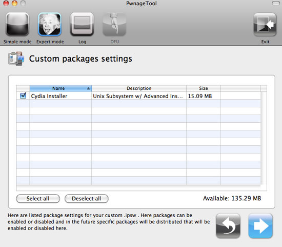 PwnageTool 8 HOW TO: Jailbreak iPhone 3G/3Gs/4, iPod Touch 3G/4G, iPad And AppleTV 2G With PwnageTool 4.1