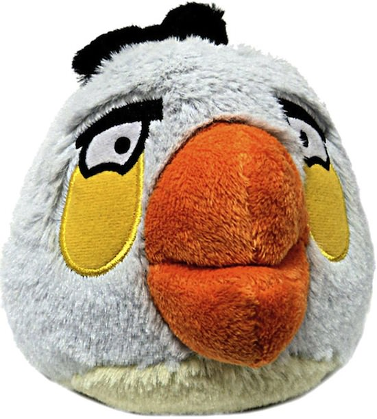 angry birds plush toys 2 Angry Birds Plush Toys Available For Pre Order Now