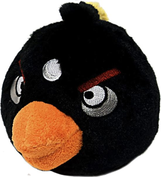 angry birds plush toys 4 Angry Birds Plush Toys Available For Pre Order Now
