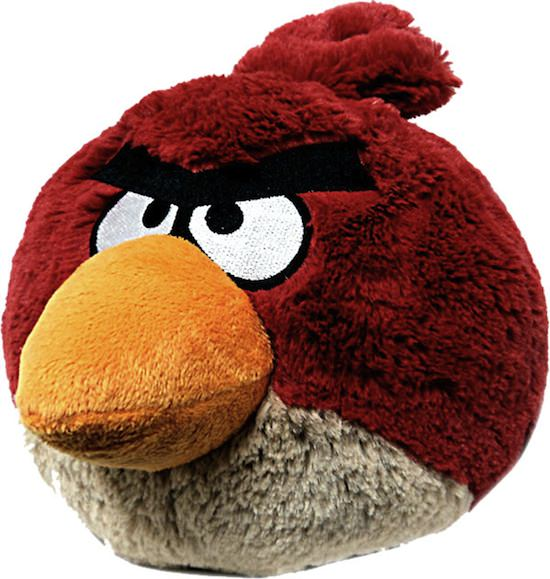 angry birds plush toys Angry Birds Plush Toys Available For Pre Order Now