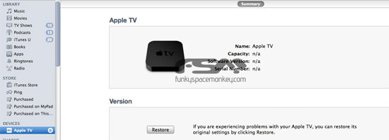 apple TV DFU mode 4 HOW TO: Put Your AppleTV In DFU Mode
