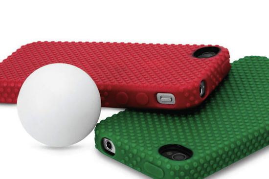 iphone ping pong case 1 Incase iPhone 4 Ping Pong Case