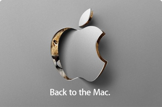 mainimage Back to the Mac: New Apple Event On October 20th