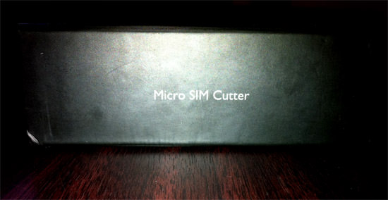 microSIM cutter 1 Review: MicroSIM Cutter And SIM Adapters From MicroSIM Solutions