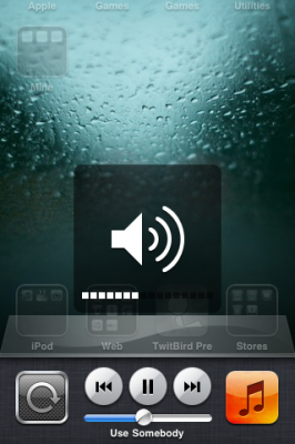 photo 21 266x400 App Switcher Volume: Add The Volume Slider On The Now Playing Bar