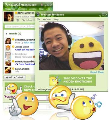 portable yahoo messenger 900797 Next Update Of Yahoo! Messenger App For iPhone And Android To Support Mobile to PC Video Calls