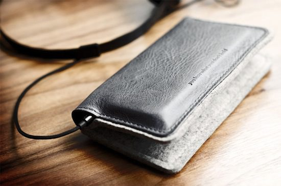 wallet41 Hard Graft Phone Fold Wallet: Perfect For When You Need To Grab Just Your iPhone, Some Cards And Cash