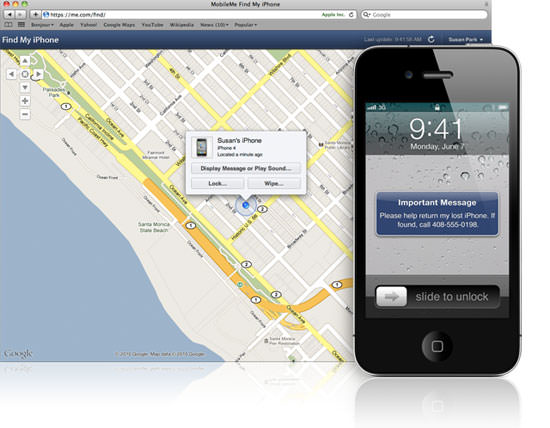 FindMyiPhone 1 HOW TO: Set Up Find My iPhone Feature On Your iPhone/iPad/iPod Touch Running iOS 4.2.3