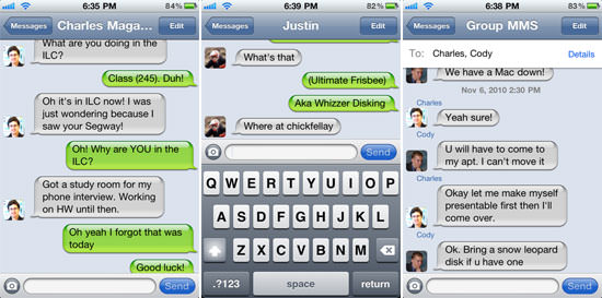 ChatPic: Show Contacts Photo In SMS Messages
