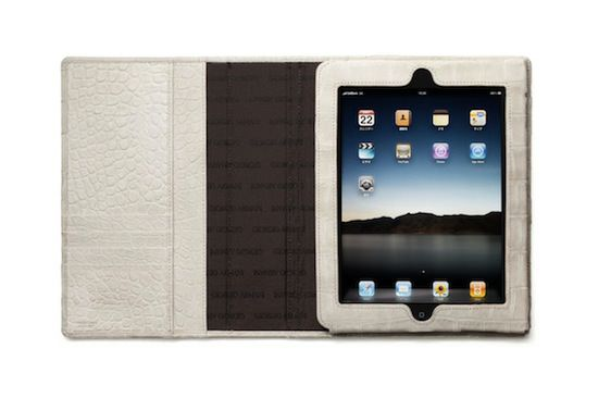 giorgio armani softbank apple iphone ipad case 1 Giorgio Armani x Softbank iPhone & iPad Cases