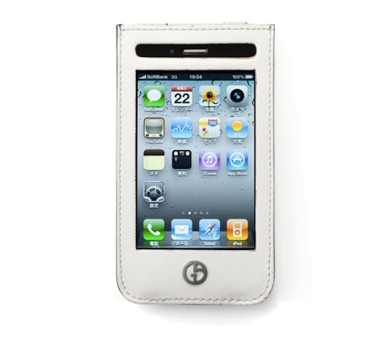 giorgio armani softbank apple iphone ipad case 5 Giorgio Armani x Softbank iPhone & iPad Cases