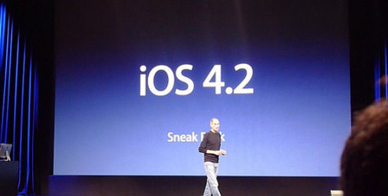 iOS 4.2 Apple Drops iOS 4.2 . Jailbreakers And Unlockers DO NOT Update