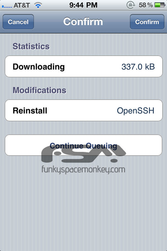 iPhone Cydia 10 First Look: Cydia For iOS 4.2