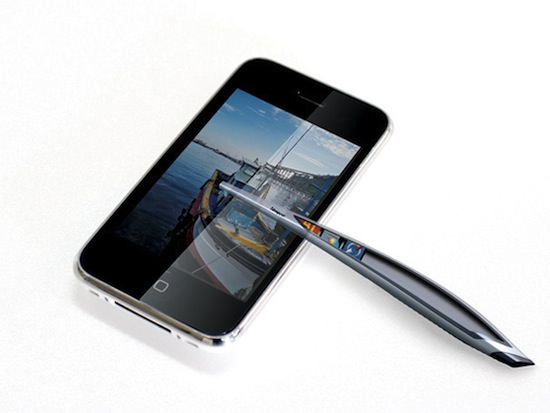 idropper4 iDropper: New Age Stylus Pen Allows You To Transfer Information Between Mobile Devices ( Awesome Concept )