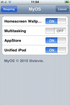 photo 2 266x400 MyOS: Safely Enable/Disable iOS Features