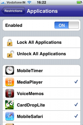 photo 21 266x400 MobileNanny For iPhone Lets You Monitor, Set Restrictions And Record Users Activities