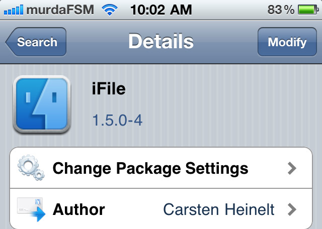 Download real ifile on ios 11-11. 1. 2 without jailbreak on iphone.
