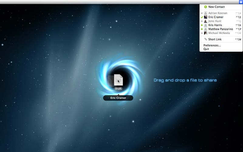Worml: Probably The Best P2P File Sharing App for Mac [video]