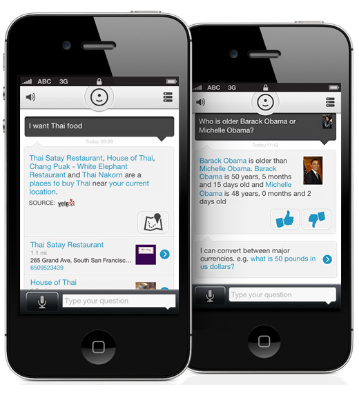 Say Hello To Evi  A New Alternative To Siri For iPhone and