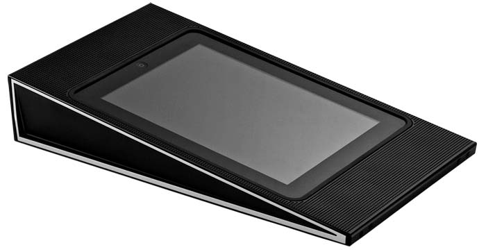 bang olufsen 39 s beoplay a3 turns your ipad into a luxury soundsystem. Black Bedroom Furniture Sets. Home Design Ideas