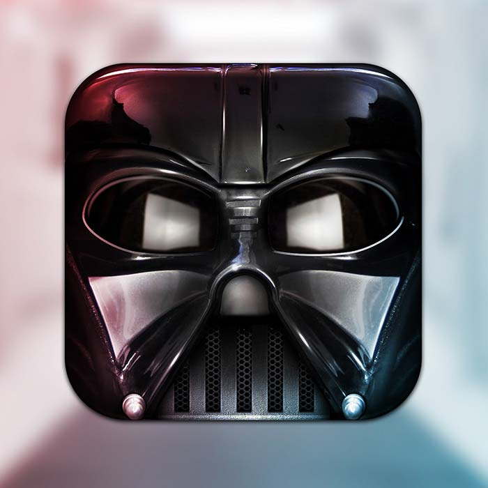 App Icon Wars: An App Icon Tribute To Star Wars