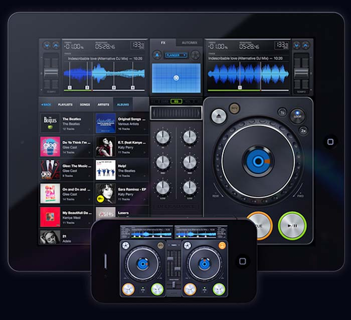 Deckadance: A New DJ App That Brings A Tactile Experience