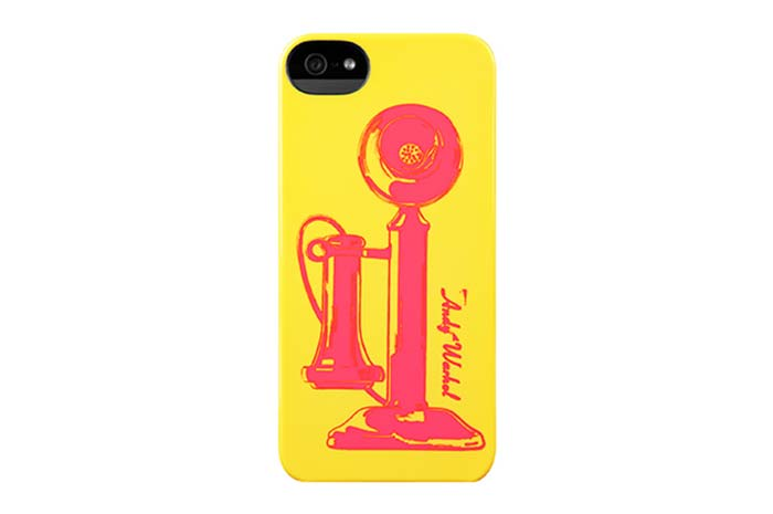 Incase x Andy: Warhol iPhone 5 Cases Collection