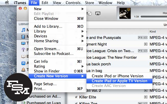 how-to-master-streaming-media-with-iTunes-3-FSMdotCOM