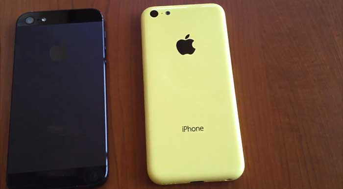 iphone 5c yellow check out this yellow iphone 5c back housing 11151