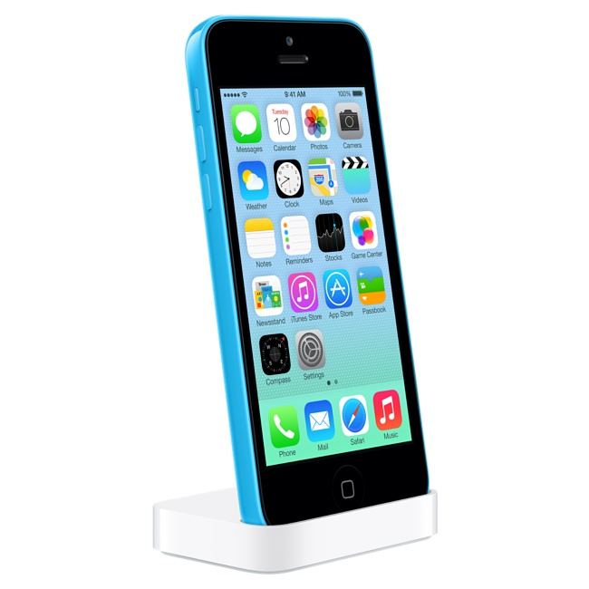 Iphone C Docking Station With Speakers