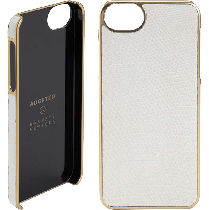 size 40 d906f 21716 ADOPTED x Barneys New York Exotic Skins iPhone 5/5s Cases