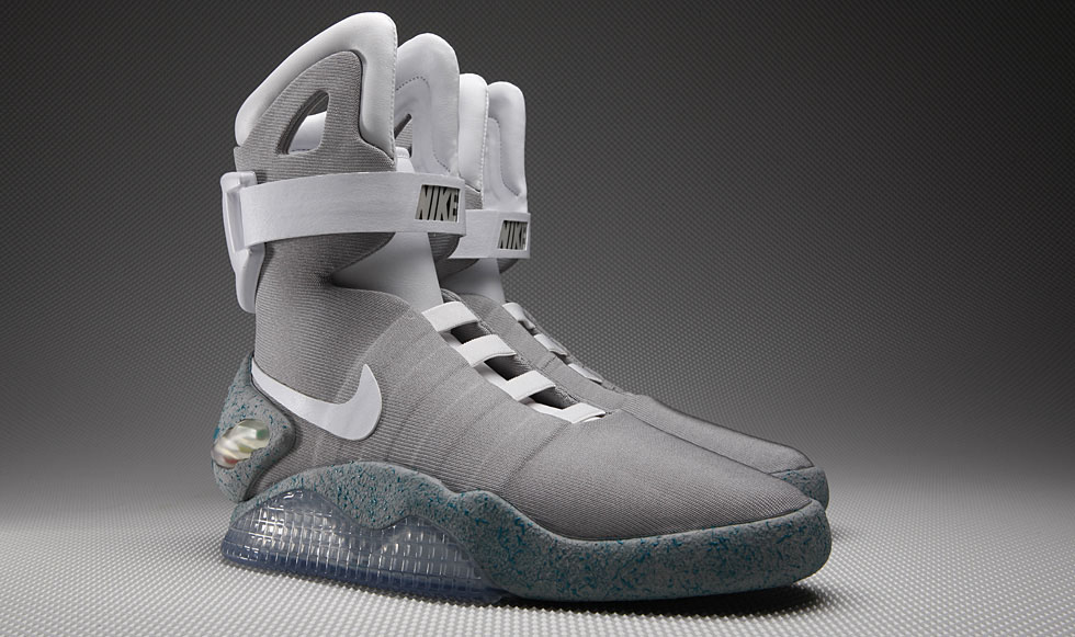 Back to the Future: Nike Designer Says Power Laces Will