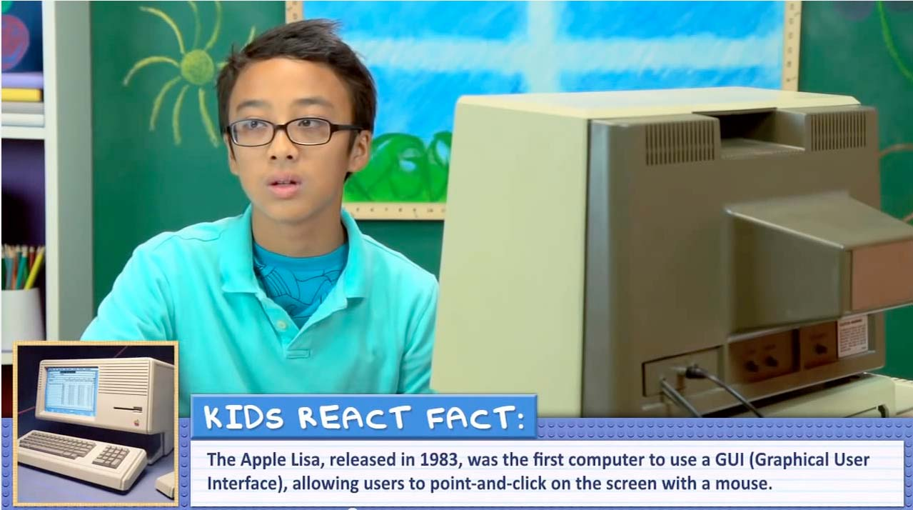 kids-react-to-apple-lisa-II-FSMdotCOM