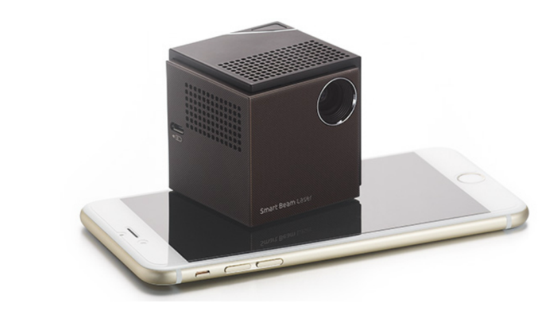 check out the uo smart beam laser an hd pico projector