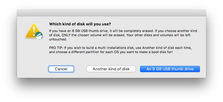 how to create a bootable usb of elcapitan