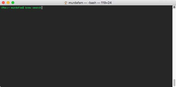 Homebrew Starter Guide: The Missing Package Manager for macOS
